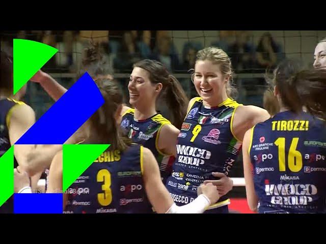 #CLVolleyW | Road to Berlin - Imoco Volley CONEGLIANO