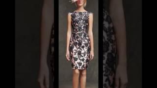 Moda 2017 Fashion 2018 OUTFITS PARA FIESTAS  O NOCHE BUENA