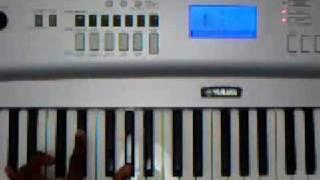 Usher Piano - You Got It Bad - Tutorial