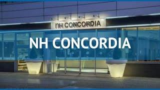NH CONCORDIA 4* Італія Мілан огляд – готель НХ КОНКОРДІЯ 4* Мілан відео огляд