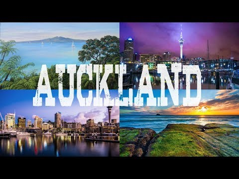 Auckland New Zealand Vacation Travel Guide | Travel Info