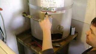 Replacing Gas Water Heater Part 2