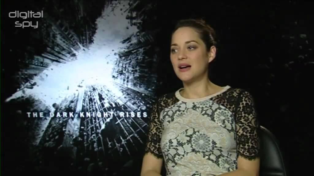 Marion Cotillard The Dark Knight Rises Interview