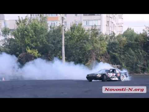Видео Новости-N: Дрифт-шоу