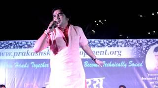 Kan Kan Su Gunje Jai Jai Rajasthan - Anil Sen Nagaur 2017 Live | K.R.Puram Bangalore ||