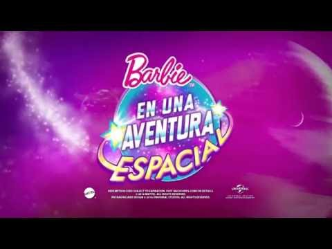 Barbie en una Aventura Espacial (Película Completa En La Descripcion Del Video)