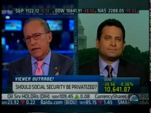 Great Social Security Debate on CNBC
