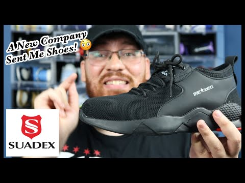 SHOES!! - Steel Toe Gym Shoes
