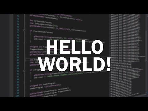 Hello World - #1 - C++ Programming Tutorial thumbnail