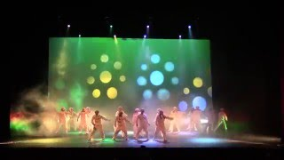 2016 hkied danso annual performance opening 赤子