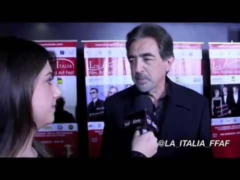 Joe Mantegna, Criminal Minds, LA Italia Film Festival