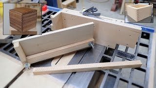 The Ultimate Box Joint Jig- Tips And Accessories