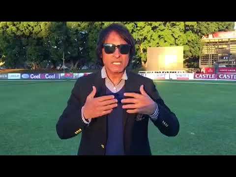 Fakhar scores Double Century | Pak V Zim 4th ODI |