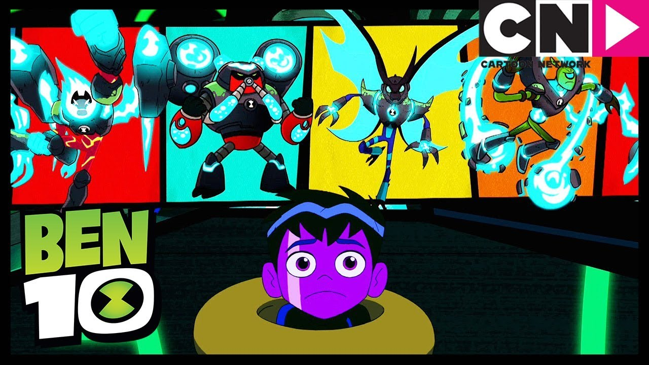 Explica o omnitrix interninvas o parte 4 ben 10 em portugu s brasil cartoon network youtube - Ben 10 tous les aliens ...