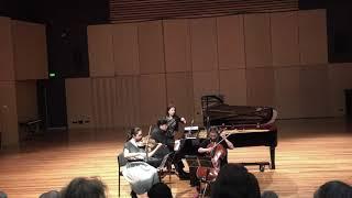 James Friskin - Phantasie in E minor for piano trio フリスキン:ピアノ三重奏の為のファンタジー