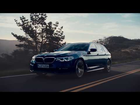 The BMW 5 Series Touring | A versatile all-rounder.