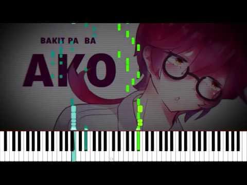 Dasu - Nakakapagpabagabag | Piano Cover + Sheet Music (4k)