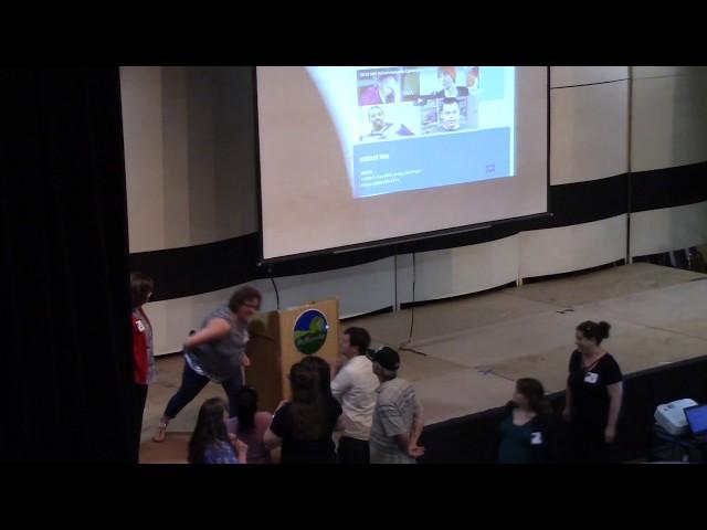 2018 Staff Meeting Program