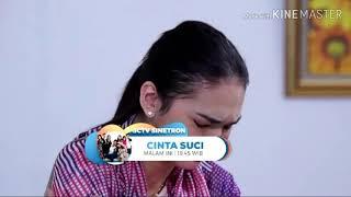 Cinta Suci : Ronny Minta Bunga dan Aditya Tidak Bercerai Tayang 09 Februari 2019