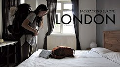 Backpacking | London & Airbnb Tour