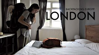 Gambar cover Backpacking | London & Airbnb Tour