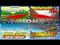 Download Mario Kart DS - All 16 retro tracks (Original form) MP3 song and Music Video
