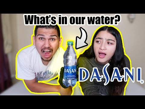 We Tested The Dasani Water Conspiracy Theory! (Shocking Results)