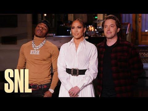 Beck Bennett Asks Jennifer Lopez and DaBaby for Music Advice - SNL