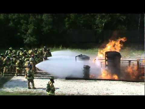 JFRD Fire Training