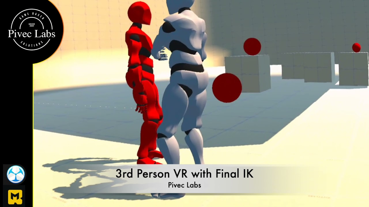 VR 3rd Person View