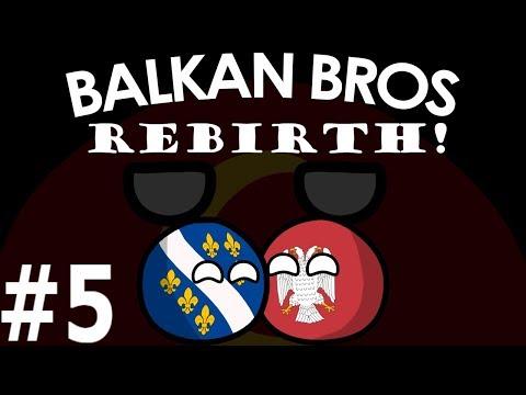 EU4 - Conquering More of Italy - Balkan Bros: Rebirth - Episode 5