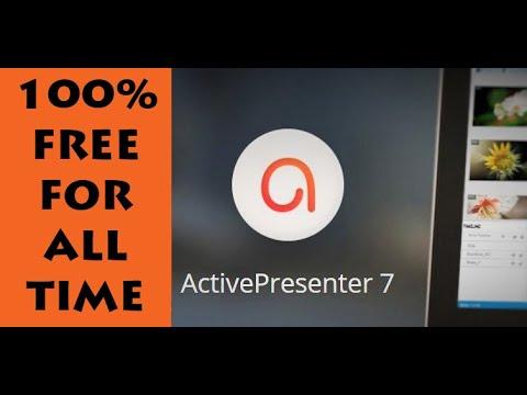 Active Presenter Professional Edition 2019 100% FREE