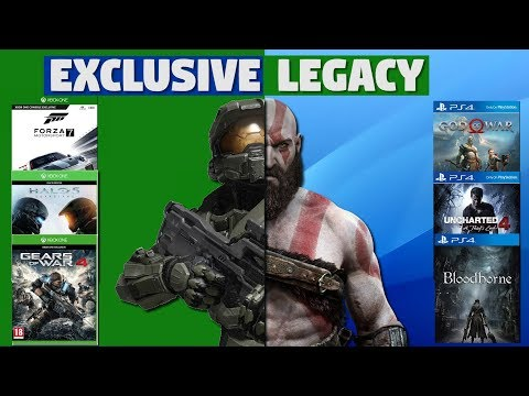 The Disappointing Xbox One EXCLUSIVE Legacy  | Worst Line-Up In Xbox History
