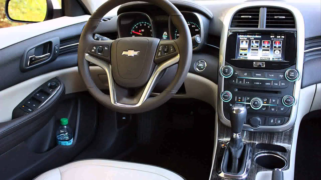 Superb 2014 Chevrolet Malibu