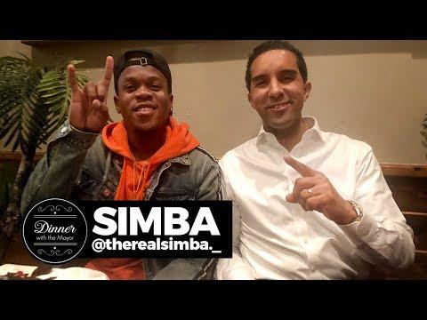 Dinner With Mayor Richard Thomas Ft. Simba (Full Episode)