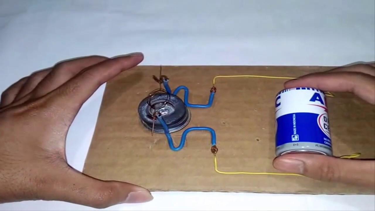 Gambar Motor Listrik Sederhana   rosaemente.com