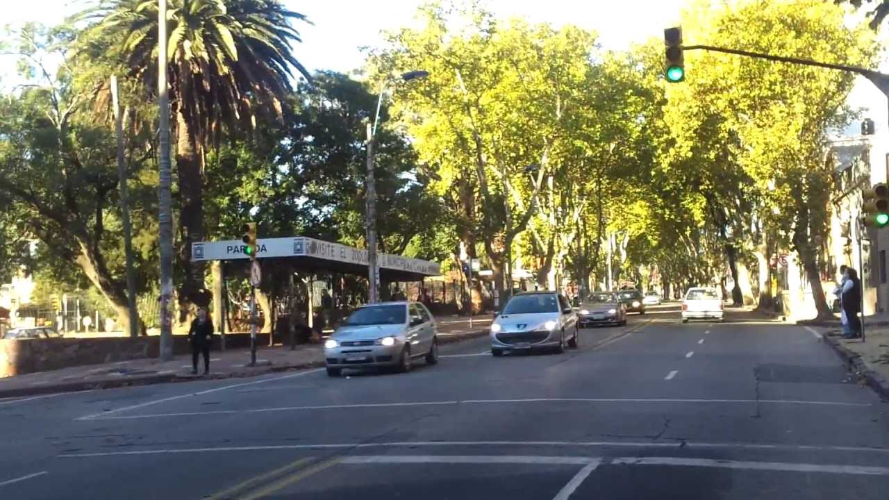 paseando por montevideo calle rivera 1 3 youtube
