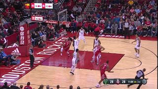 2nd Quarter, One Box Video: Houston Rockets vs. Milwaukee Bucks