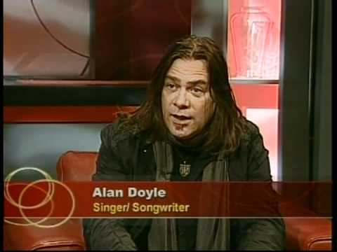Alan Doyle, Out Of The Fog 'Boy On Bridge' Interview, Part One