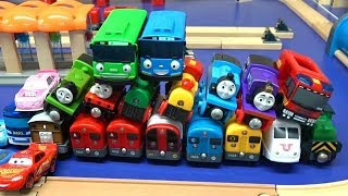 Brio World  Thomas & Friends, BRIO, Cars, TAYO video for children