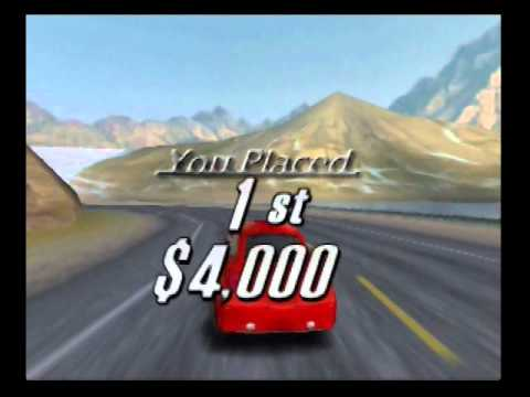 Top Gear Overdrive (N64) Gameplay