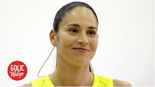 Sue Bird: 'There's No Wrong Answer' About Whether WNBA Or NBA Players Should Play | Golic And Wingo