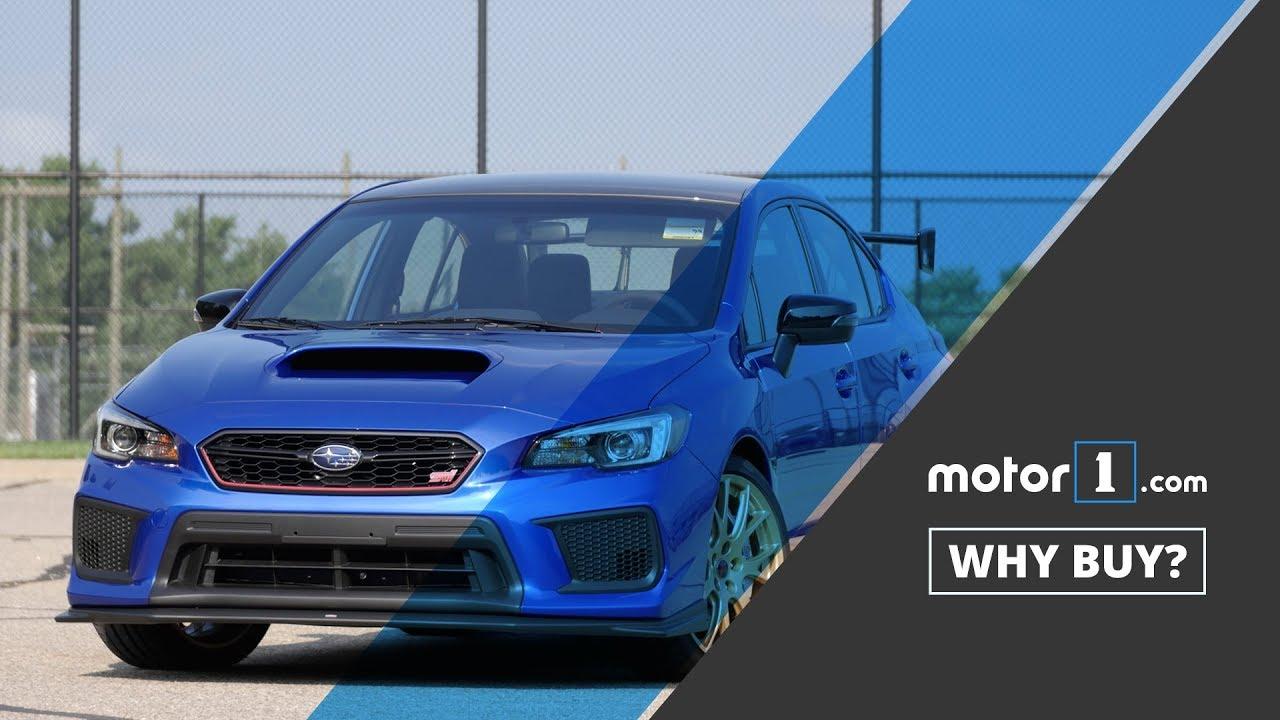 2018 Subaru WRX STi Type RA | Why Buy?