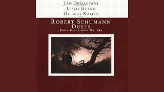 Schumann: Er und Sie, Op. 78, No. 2 (duet)