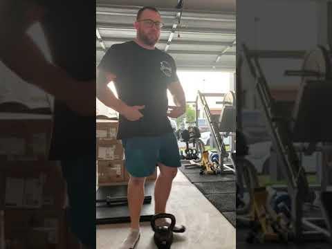 Sunshine Coast Strength Kettlebell Swing