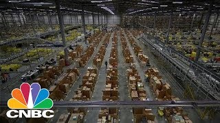 Amazon's Success Over The Years: The Kingpin Of Online Shopping | CNBC