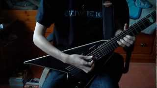 Always Will Be Solo (Intro) Cover - Hammerfall