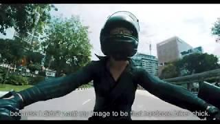 Freedom Stories - Toby   Harley-Davidson