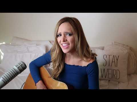 """Connection"" by OneRepublic- Amanda Cooksey Cover"