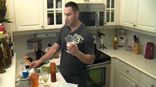 How To Make A Frappuccino Cocktail / Step By Step Directions Below